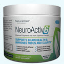 Neuroactiv6- Top Brain & Energy Support Supplement