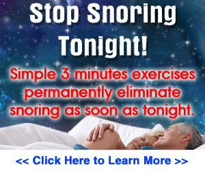 Most Effective Snoring Treatment